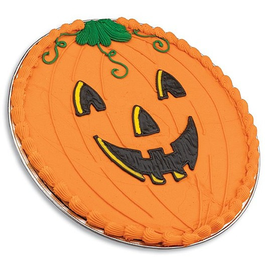 Halloween Cookie Cakes  Halloween Cookie Cake