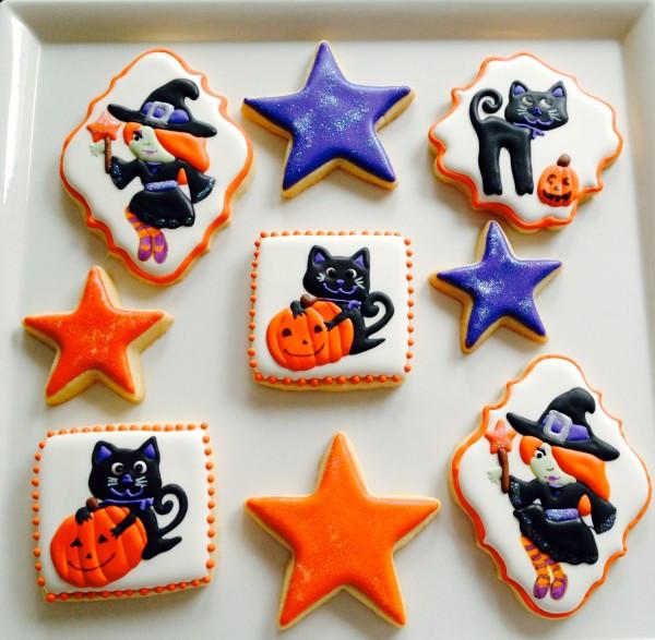 Halloween Cookies For Sale  Halloween Cookies – Go Bo Foundation Bake Sale