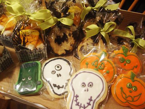 Halloween Cookies For Sale  just helen
