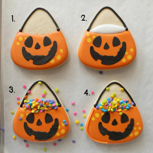 Halloween Cookies Ideas  Halloween Sugar Cookie Decorating Ideas Southern Living