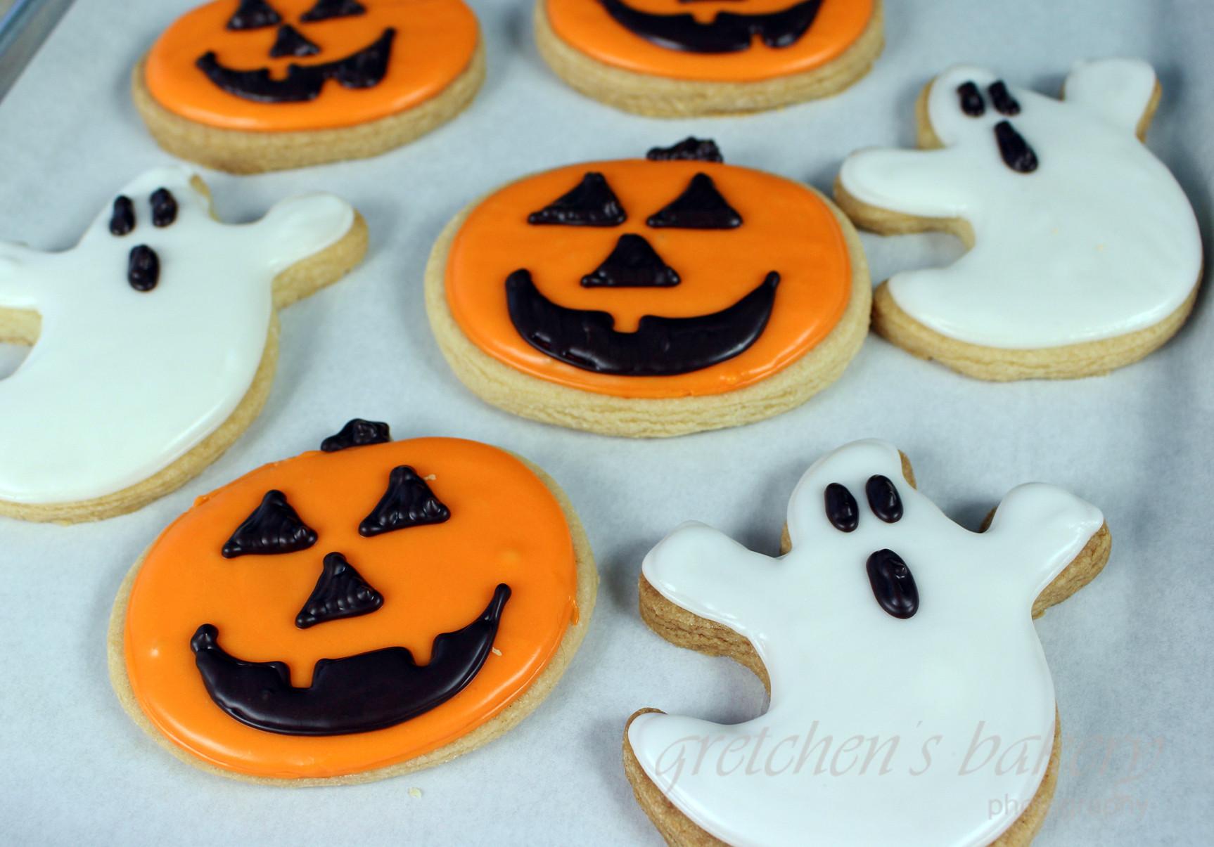 Halloween Cookies Pictures  Vegan Halloween Sugar Cookies Gretchen s Bakery