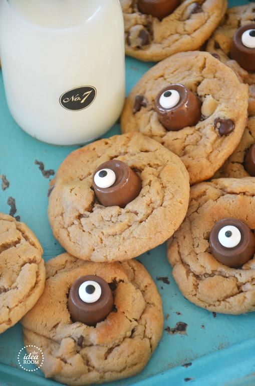 Halloween Cookies Recipes Easy  Halloween Cookies
