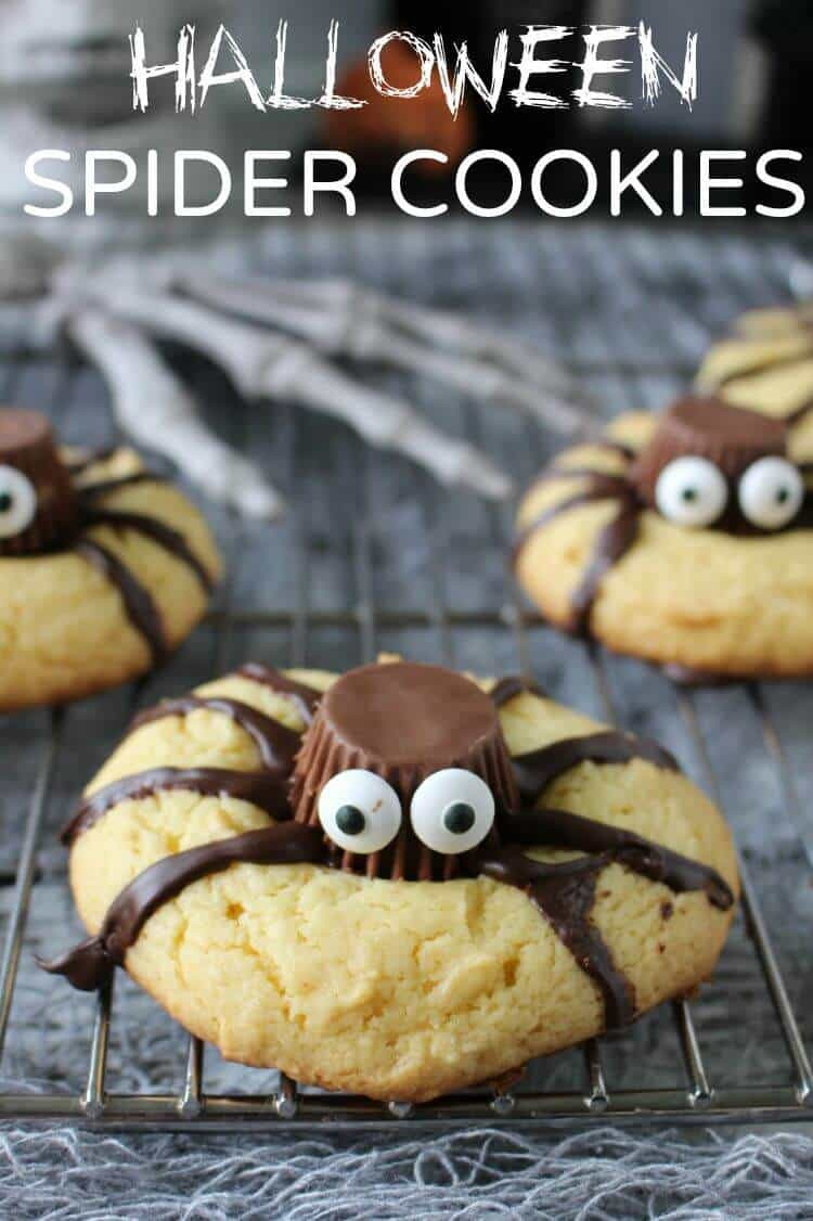 Halloween Cookies Recipes Easy  Halloween Best Treats and Recipes The 36th AVENUE