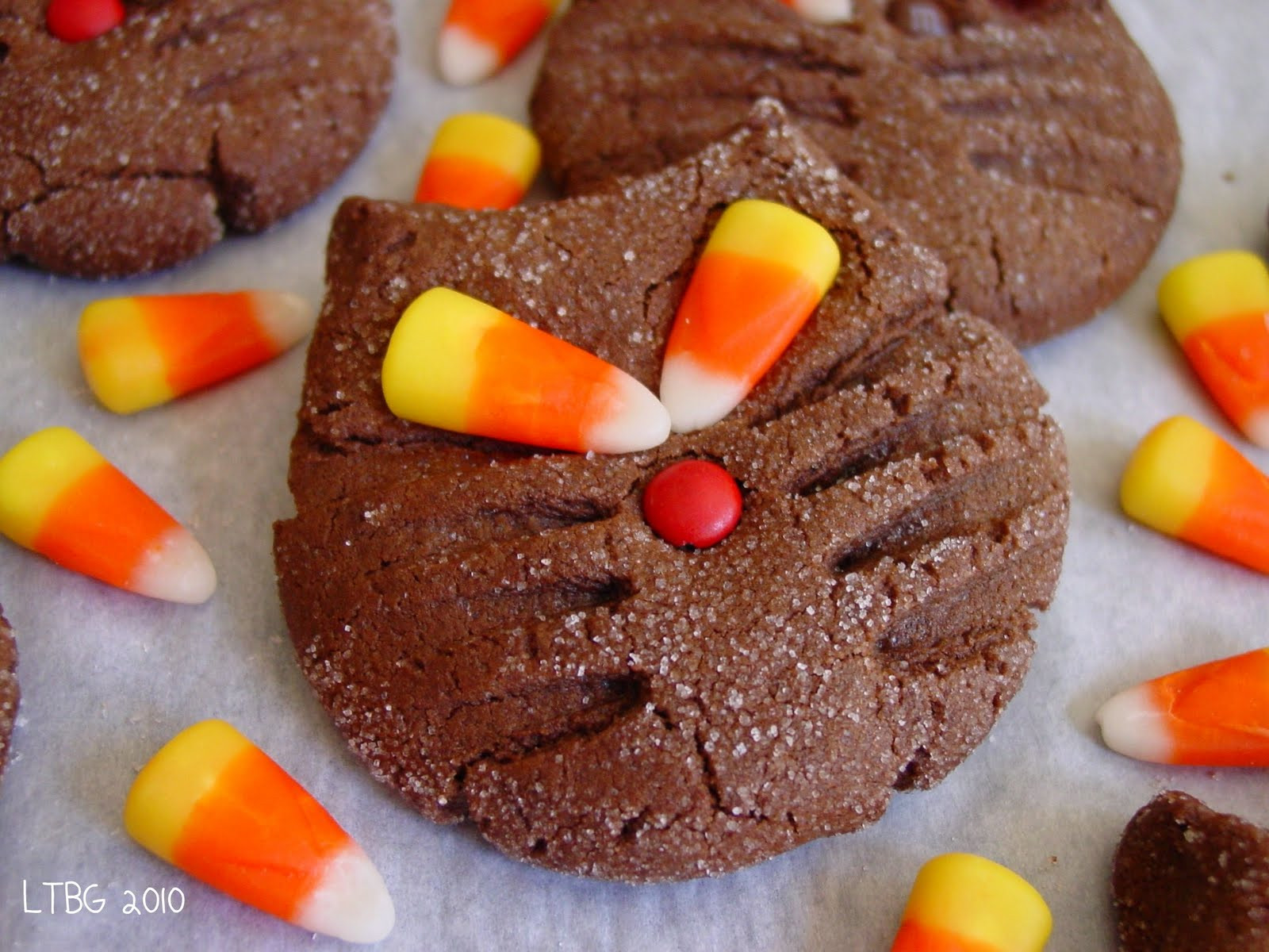 Halloween Cookies Recipes  Lick The Bowl Good Halloween Recipe Black Cat Cookies