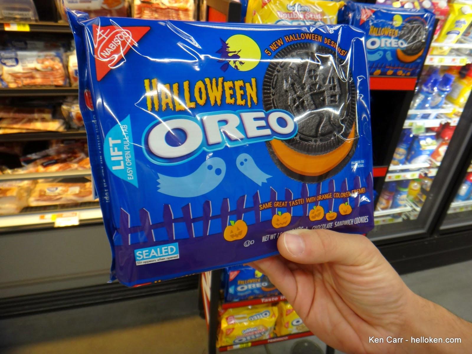 Halloween Cookies Walmart  Ken Carr Blog Baja chicken quesadilla and pumpkin pumpkin