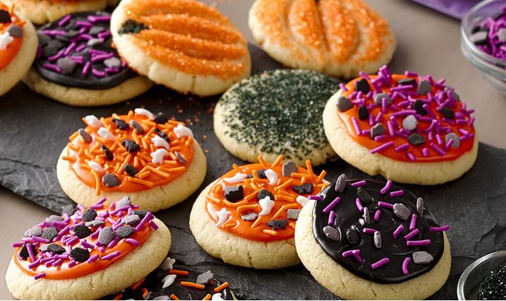 Halloween Cookies Walmart  Easy Halloween Cookies Recipe Walmart