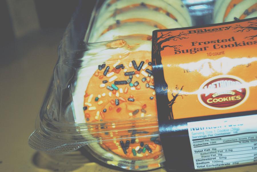 Halloween Cookies Walmart  Walmart Halloween cookies by thinminmeg on deviantART