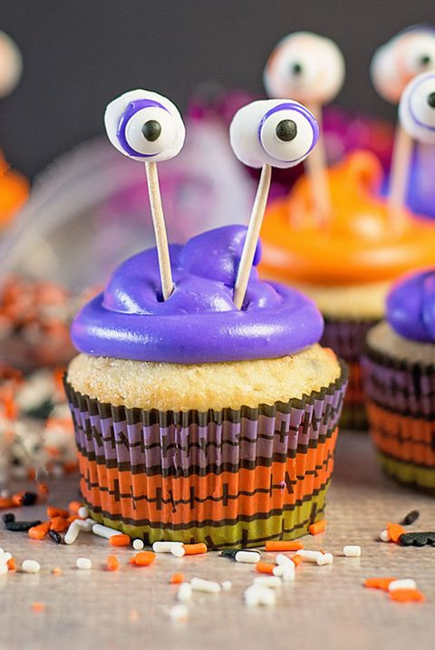 Halloween Cup Cakes  43 Halloween Cupcake Ideas Easy Recipes for Cute