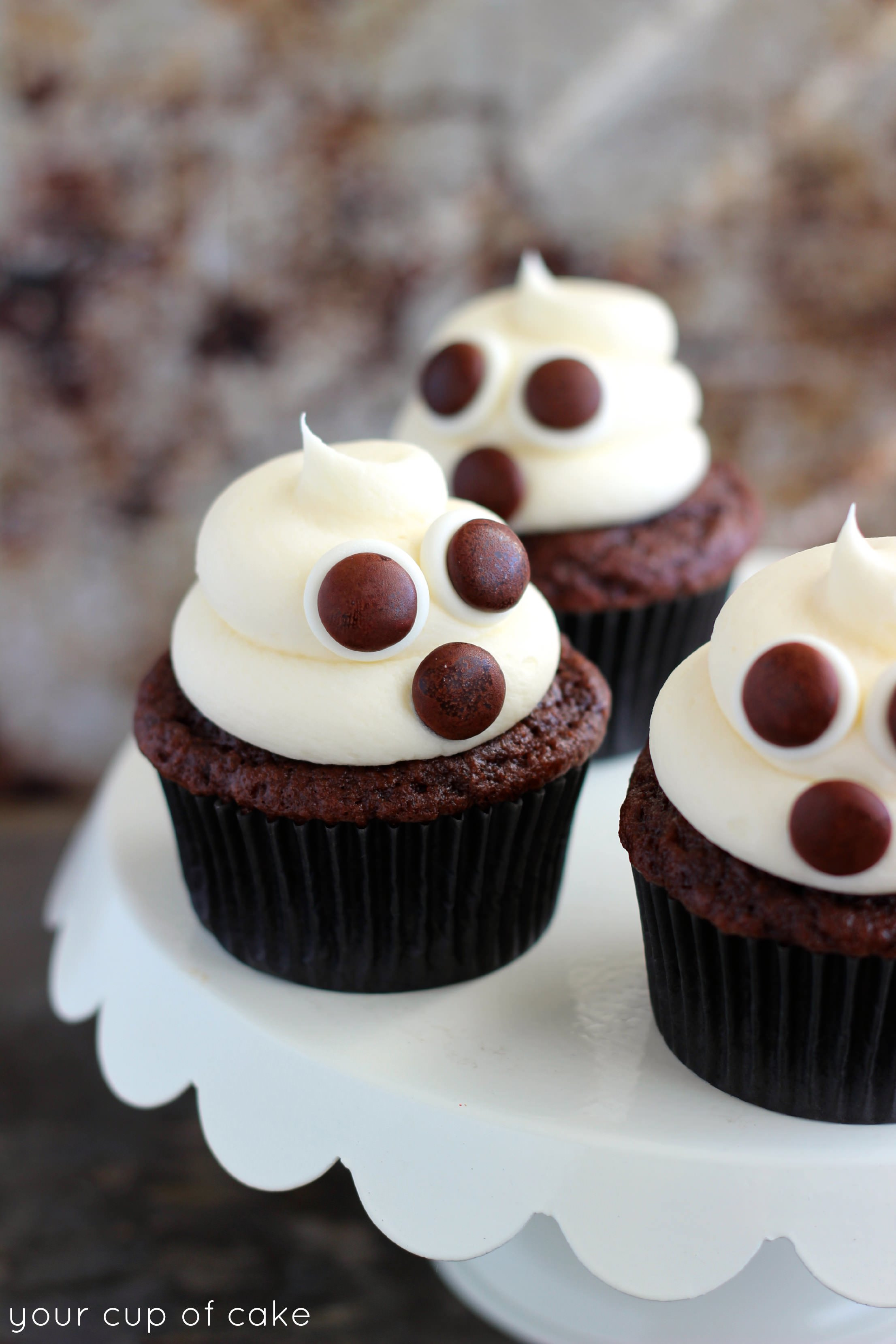 Halloween Cupcakes Cake  Easy Halloween Cupcake Ideas Your Cup of Cake