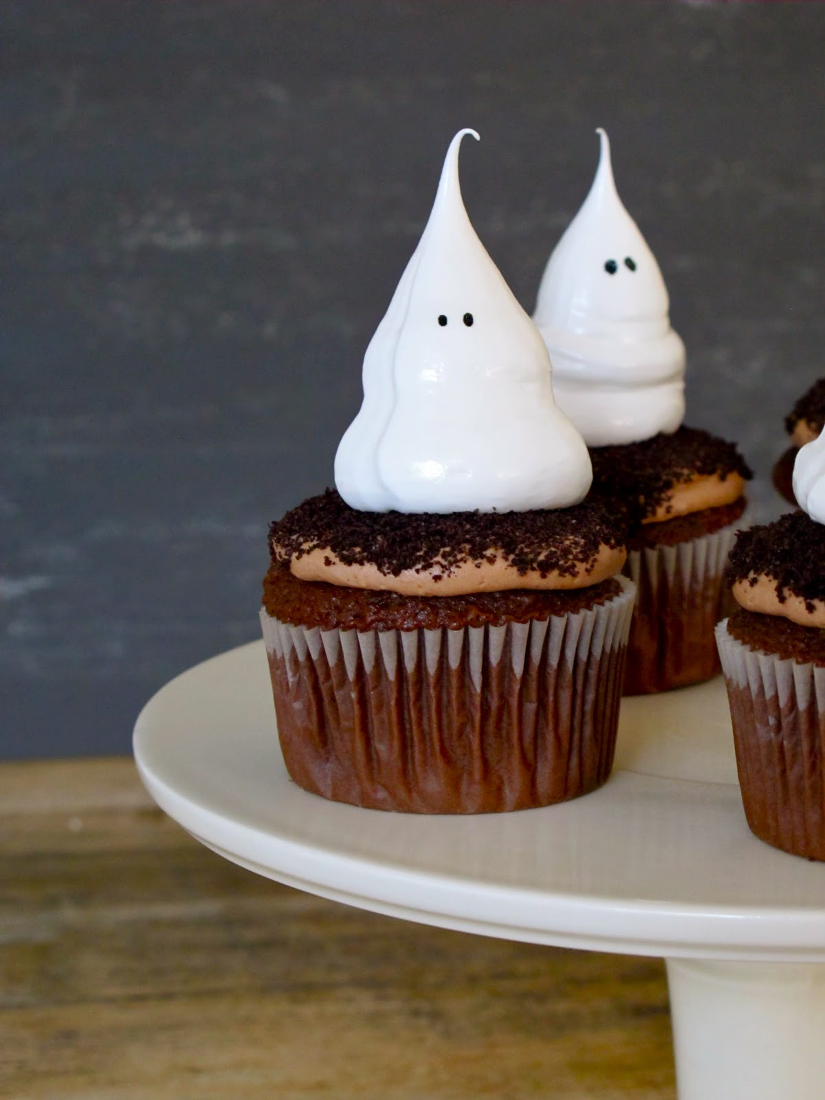 Halloween Cupcakes Cake  Jenny Steffens Hobick Halloween Cupcakes