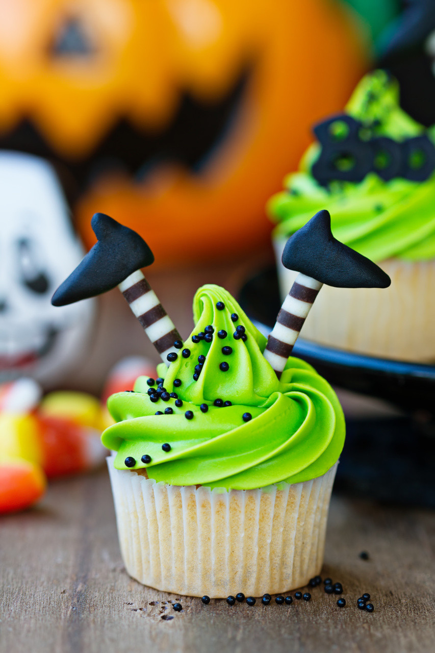 Halloween Cupcakes For Kids  Halloween Cupcake Ideas