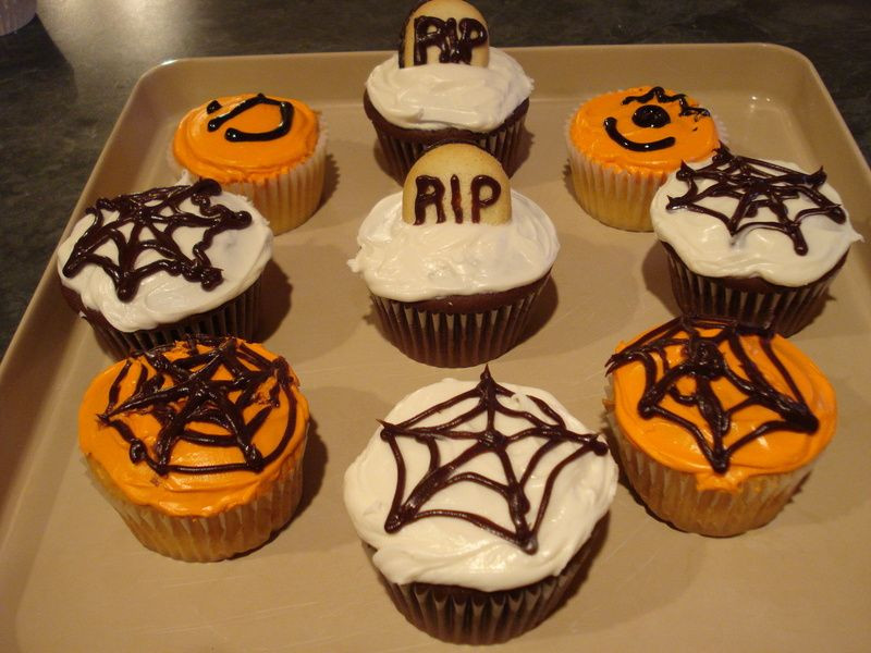 Halloween Cupcakes For Kids  Halloween Cupcakes Ideas for Kids Cupcakes