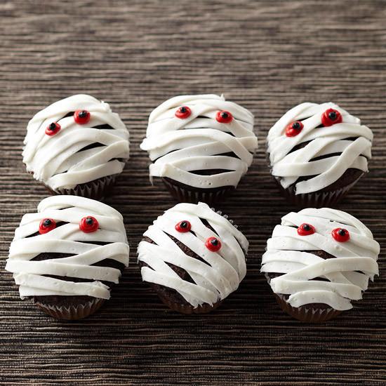 Halloween Cupcakes Ideas  Halloween Cupcake Ideas Spooky Style PrivateIslandParty