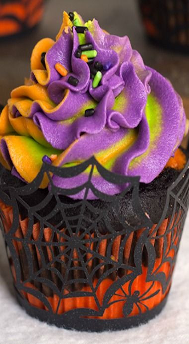 Halloween Cupcakes Pinterest  17 Best ideas about Halloween Cupcakes on Pinterest