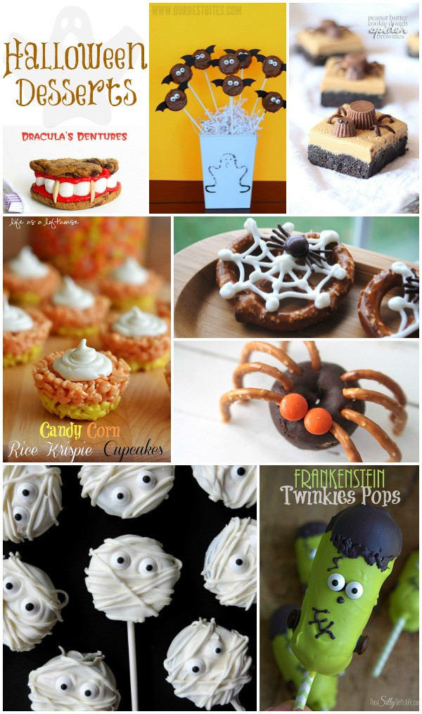 Halloween Dessert For Kids  Halloween Fun For The Entire Family