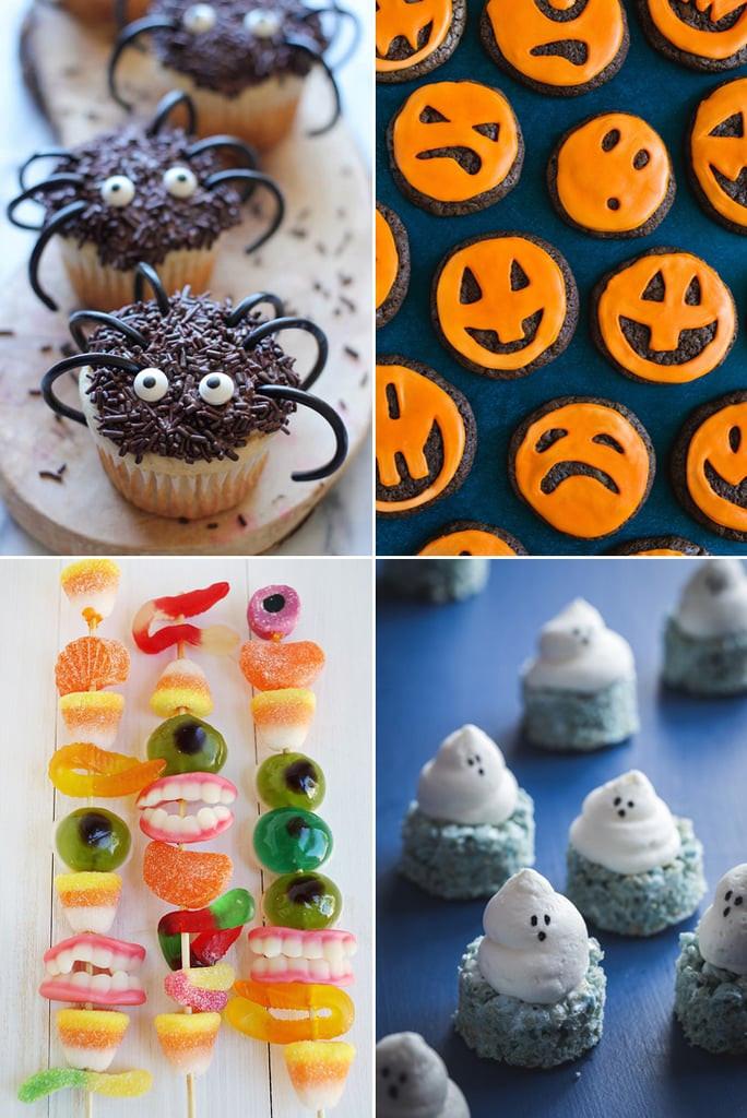 Halloween Dessert For Kids  Halloween Desserts
