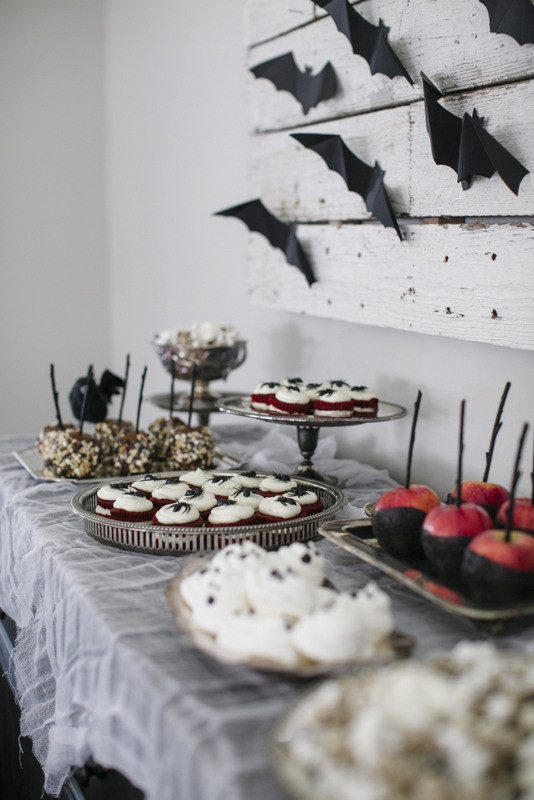 Halloween Dessert Table  How To Create the Ultimate Halloween Treat Table – Jenny