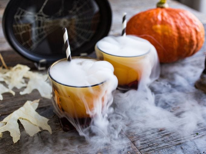 Halloween Desserts For Adults  Halloween treats for adults