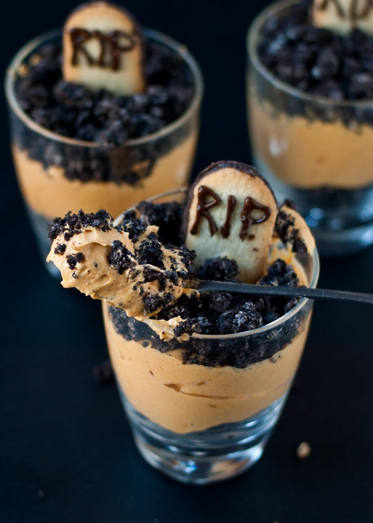 Halloween Desserts For Adults  Spooky and Sweet Treats
