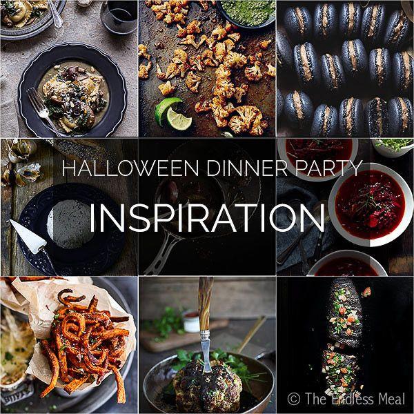 Halloween Dinners For Adults  Best 20 Halloween Dinner Parties ideas on Pinterest
