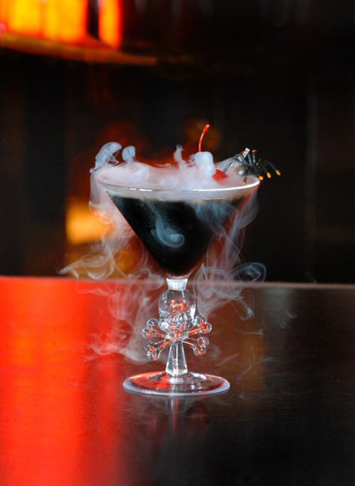 Halloween Drinks Pinterest  Spooky Halloween Drinks — Today s Every Mom
