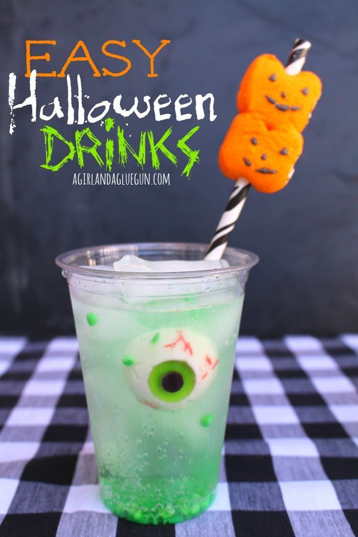 Halloween Drinks Pinterest  Top 25 best Halloween drinks ideas on Pinterest