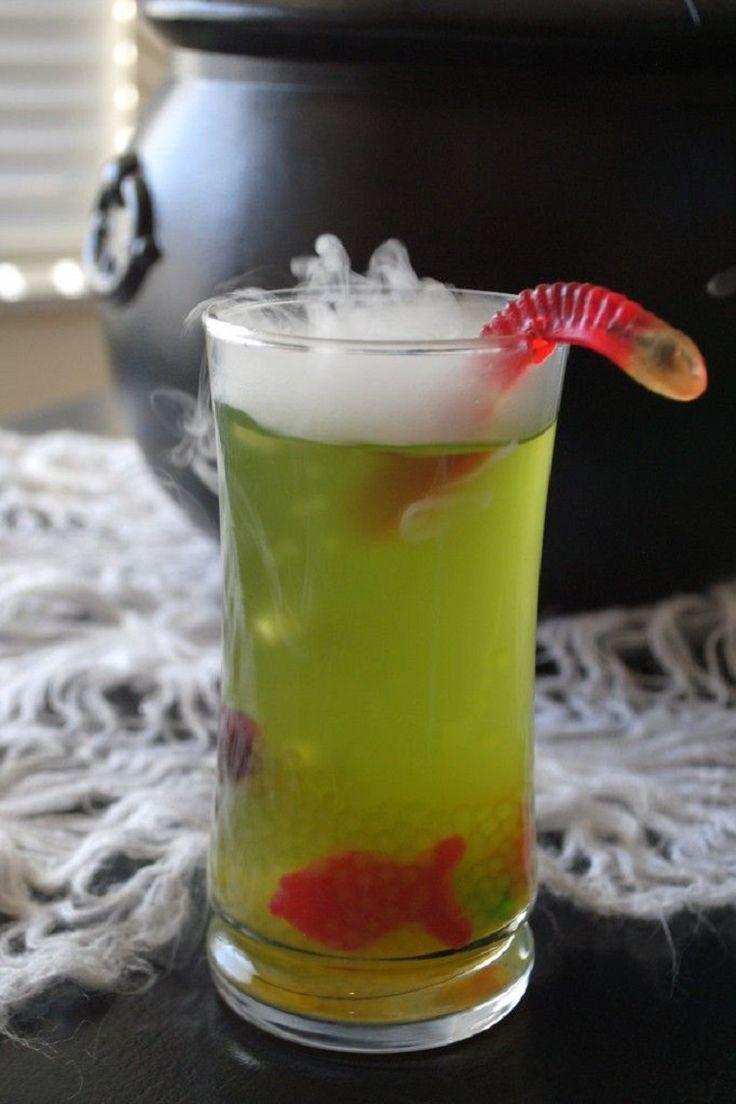 Halloween Drinks Recipes Alcoholic  1000 ideas about Halloween Drinks on Pinterest