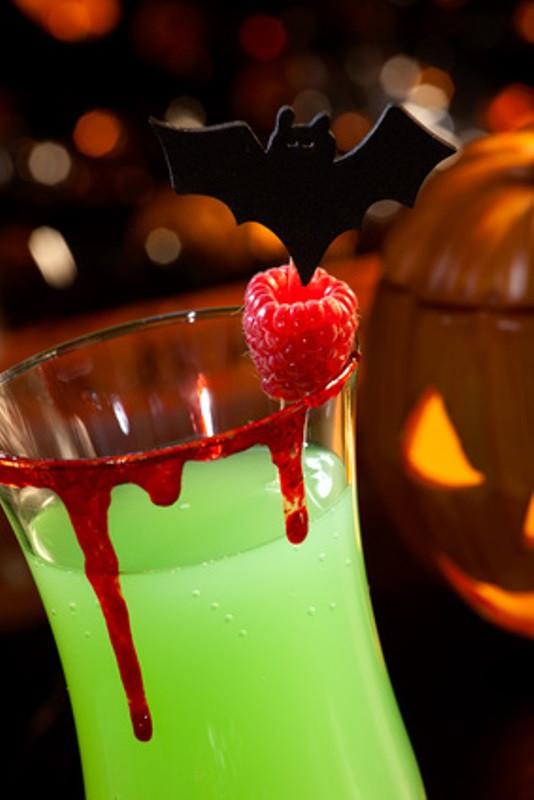 Halloween Drinks Recipes Alcoholic  St James Plantation – Halloween Treats With The Grandkids