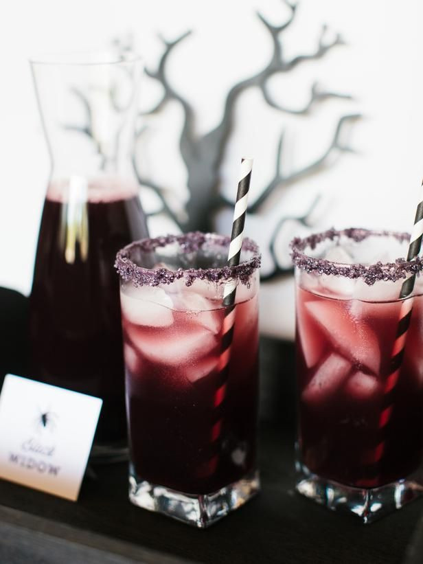 Halloween Drinks Recipes Alcoholic  Awesomely Spooky Halloween Cocktails The Sweetest Occasion