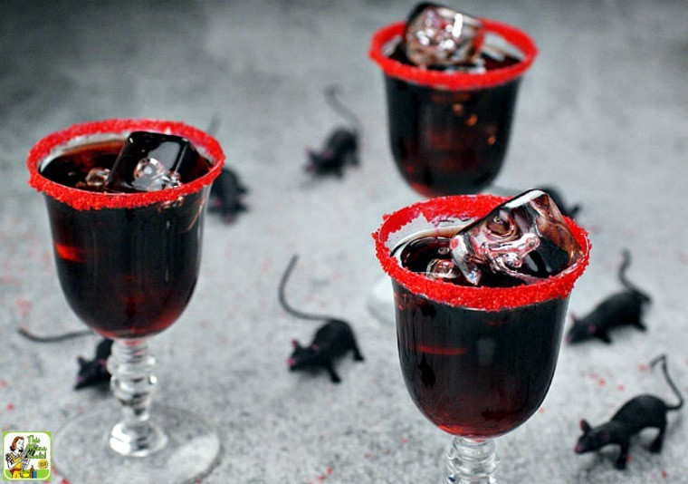 Halloween Drinks With Vodka  Searching for spooky Halloween cocktail ideas Try a Dead