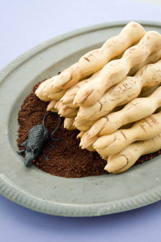Halloween Finger Cookies  Halloween cookies • CakeJournal