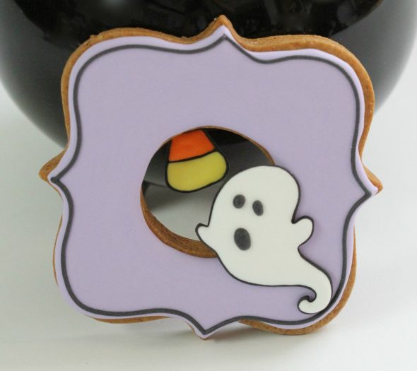 Halloween Ghost Cookies  Can you use anything besides egg whites or meringue powder