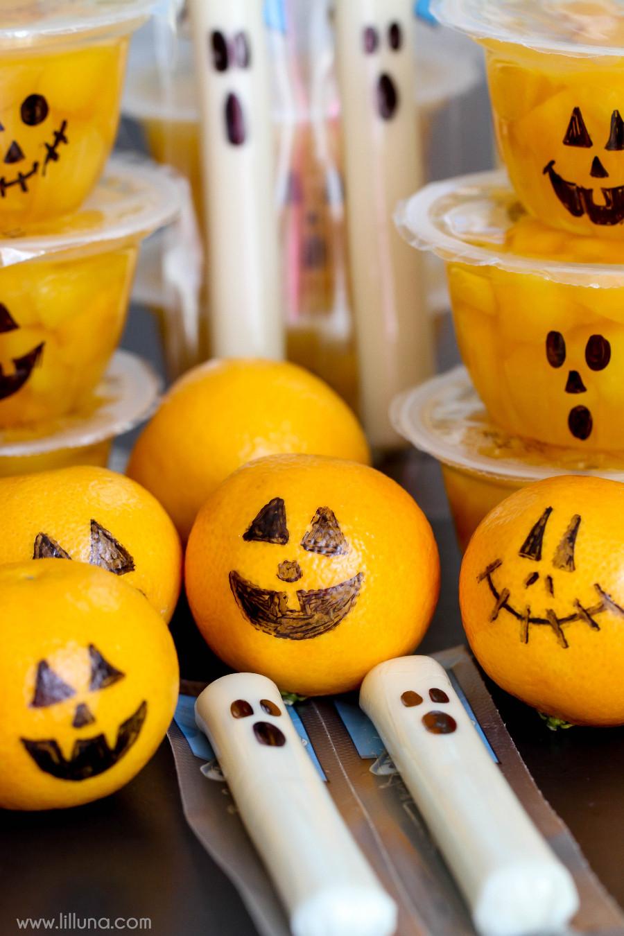 Halloween Healthy Snacks  Healthy Halloween Snacks Perfect for Parties