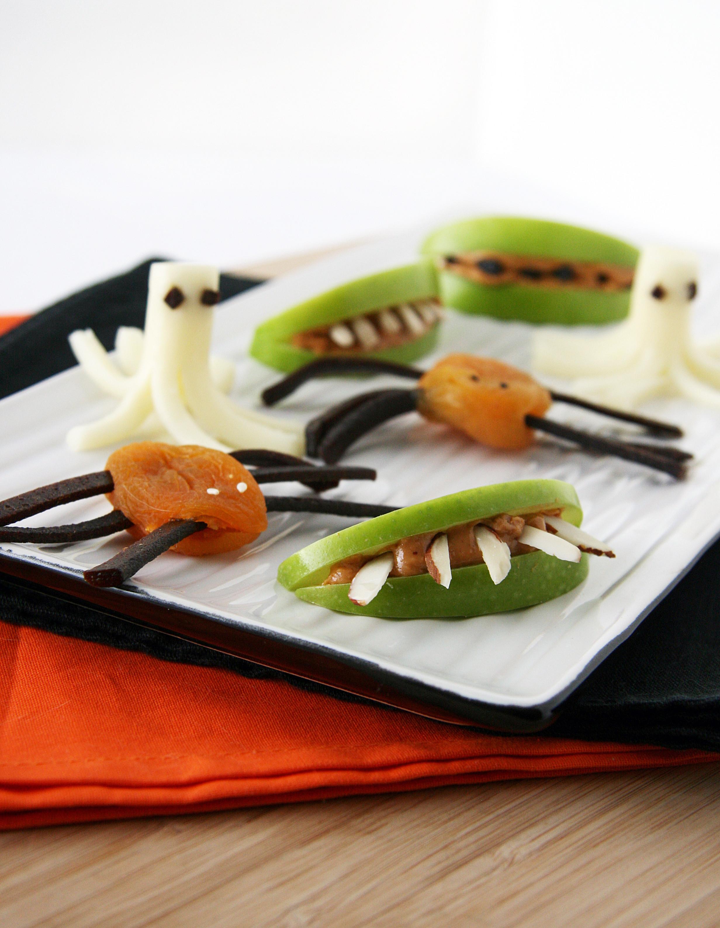 Halloween Healthy Snacks  Easy and Healthy Halloween Snacks