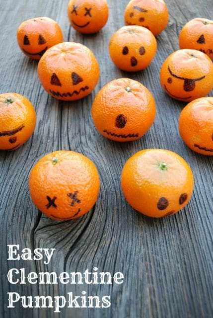Halloween Healthy Snacks For Classroom  8 Healthy Treats for Classroom Halloween Parties Real