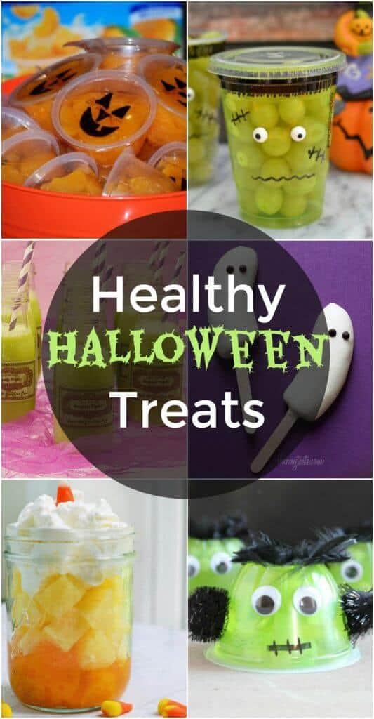 Halloween Healthy Snacks  Easy Halloween Treats for Your Classroom Parties Page 2