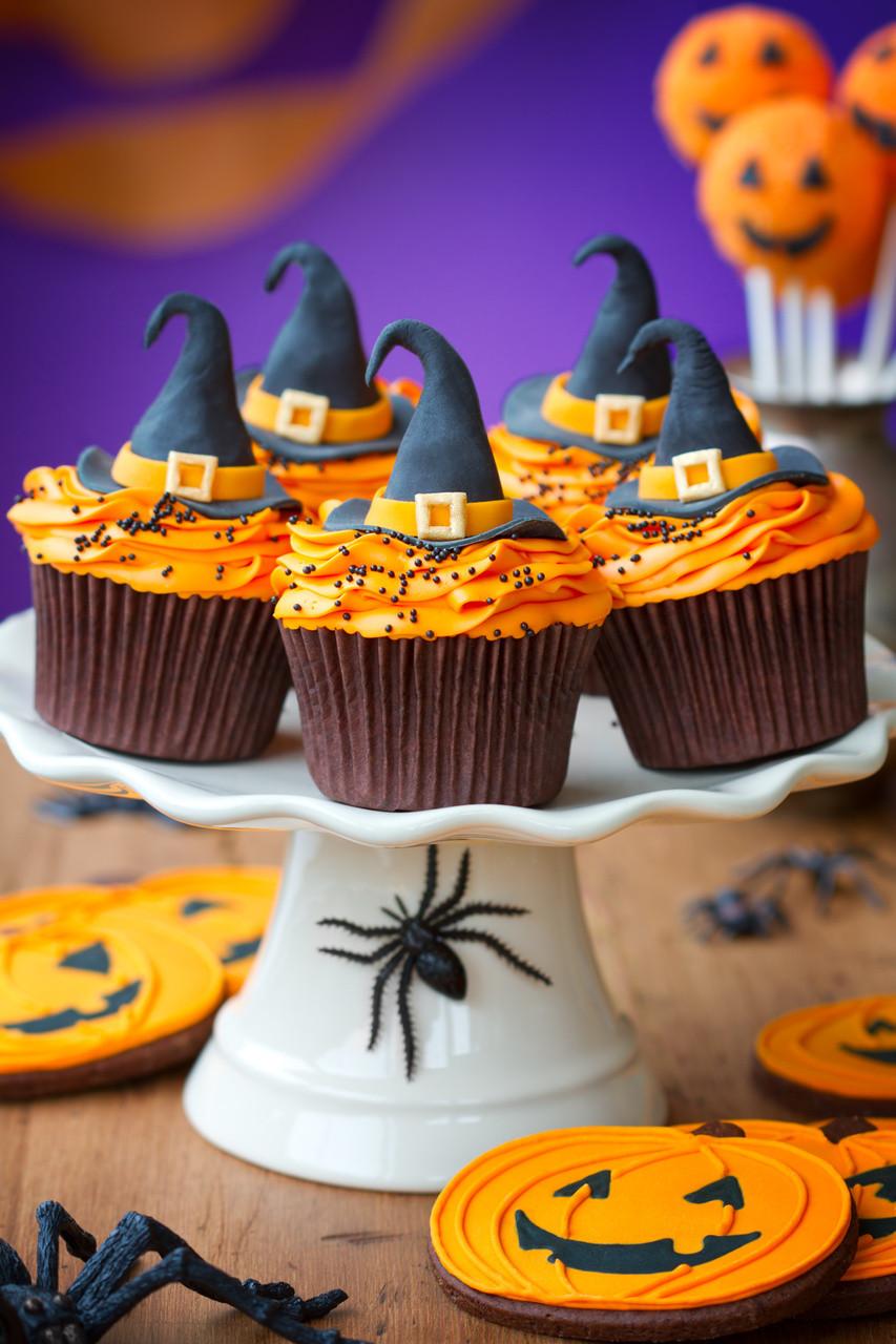 Halloween Inspired Cupcakes  Halloween Cupcake Ideas