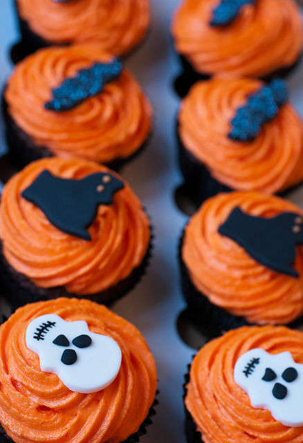 Halloween Inspired Cupcakes  Halloween Themed Cupcakes s and for