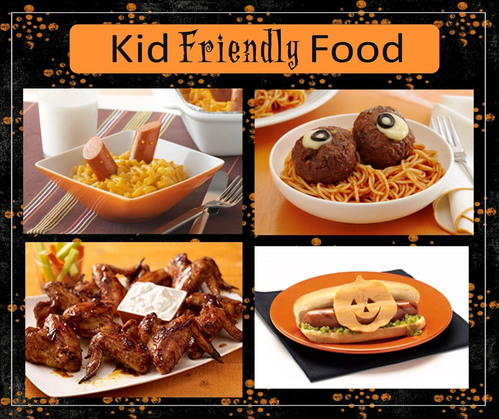 Halloween Main Dishes Recipes  Looking for a Halloween menu Choose from 39 different