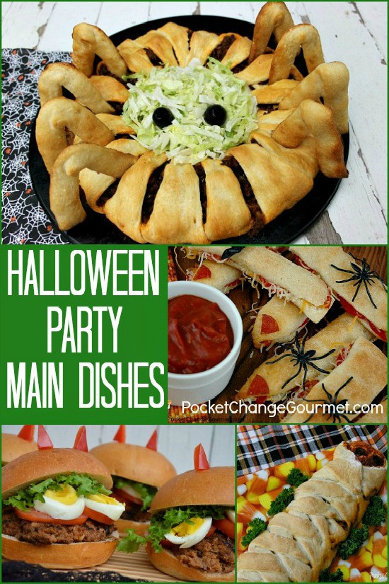 Halloween Main Dishes Recipes  Halloween Food for Dinner Hoosier Homemade