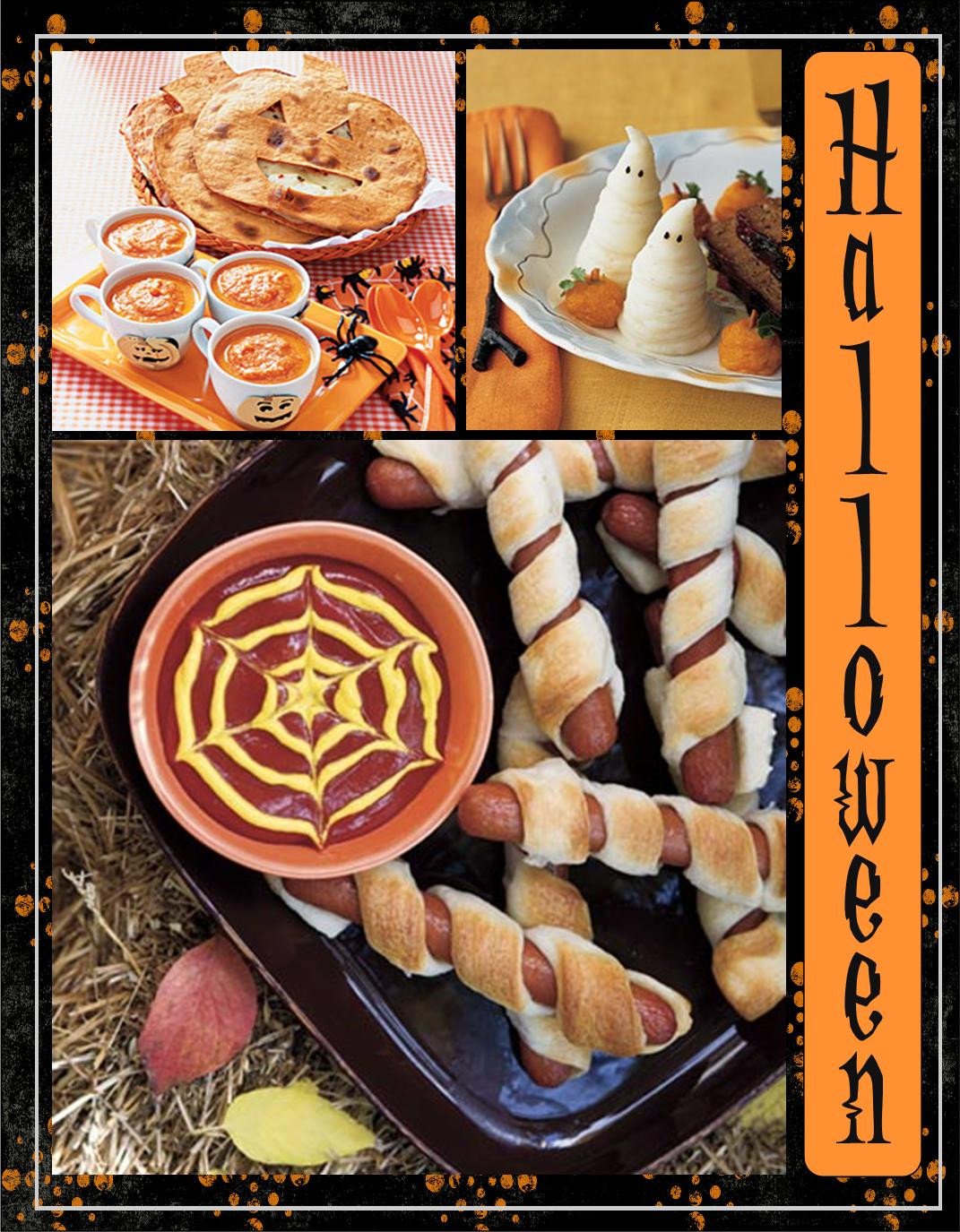 Halloween Main Dishes Recipes  39 Halloween Themed Dinners Get All The Recipes