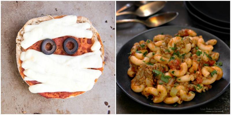 Halloween Main Dishes Recipes  Halloween Party Menu Plan Bread Booze Bacon