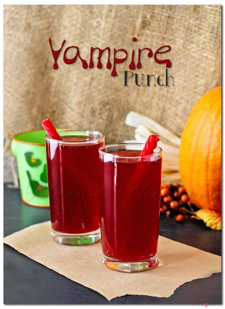 Halloween Party Alcoholic Drinks  13 Spooky Halloween Treats For Your Next Halloween Party