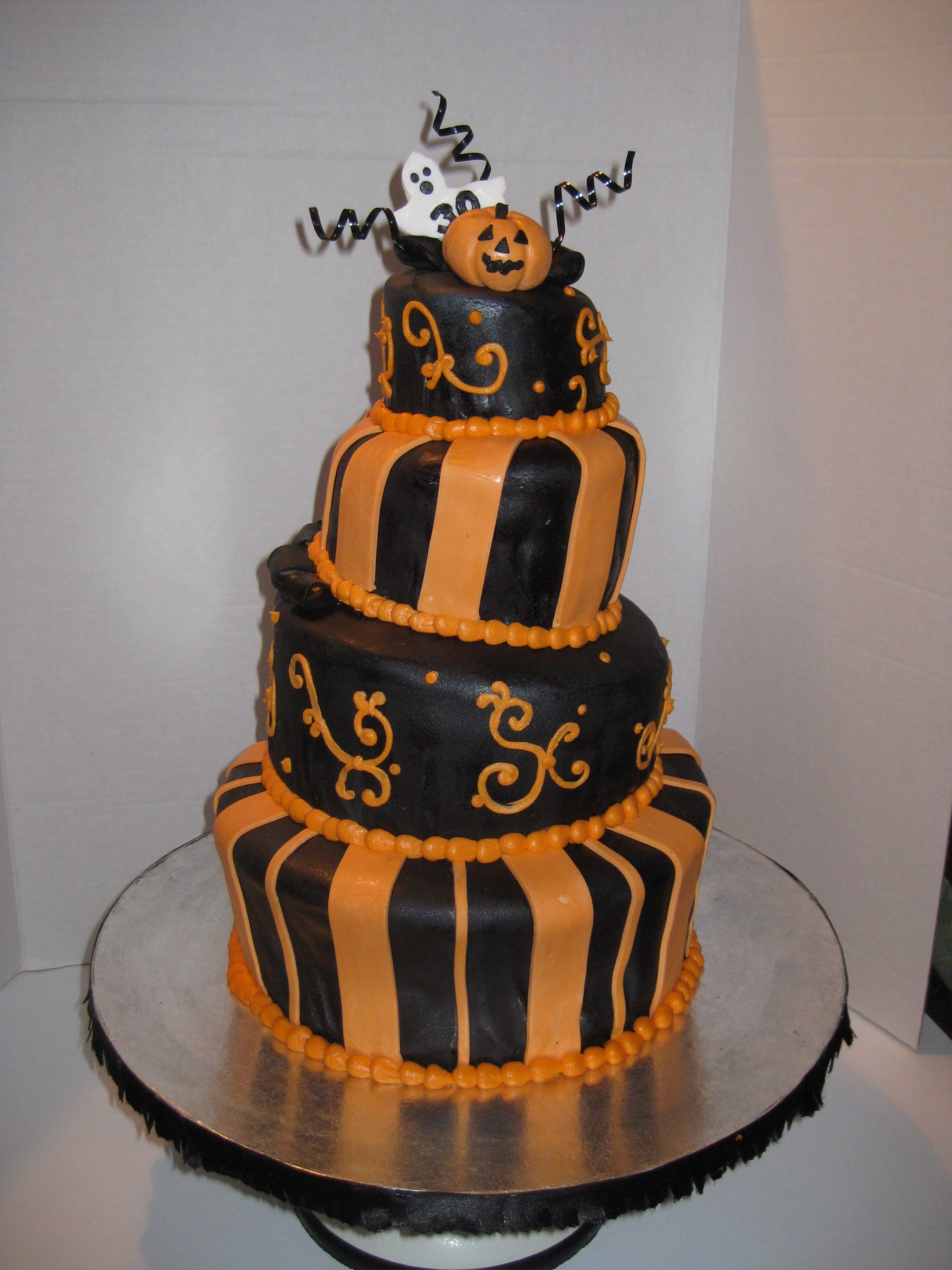 Halloween Party Cakes  Special Occasions