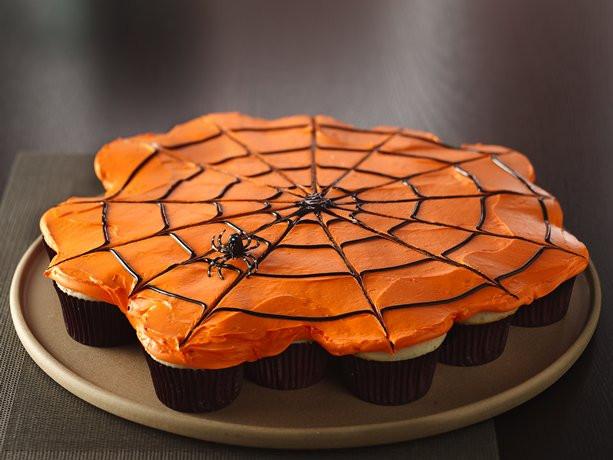 Halloween Pull Apart Cupcakes  It s Written on the Wall 9 Halloween Treats Baking Just