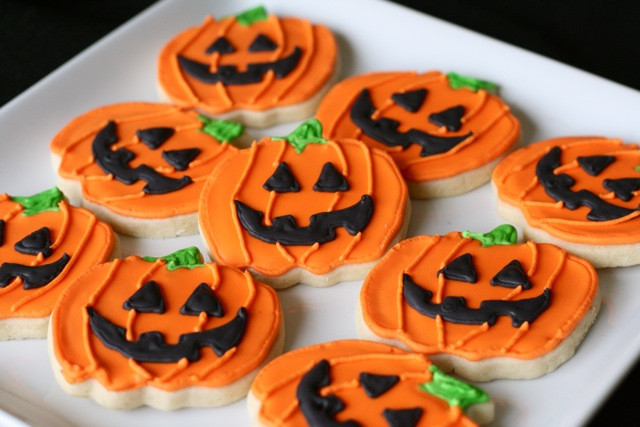 Halloween Pumpkin Cookies  Buy A Cookie Help A Grad Student CFUV 101 9 FM in Victoria