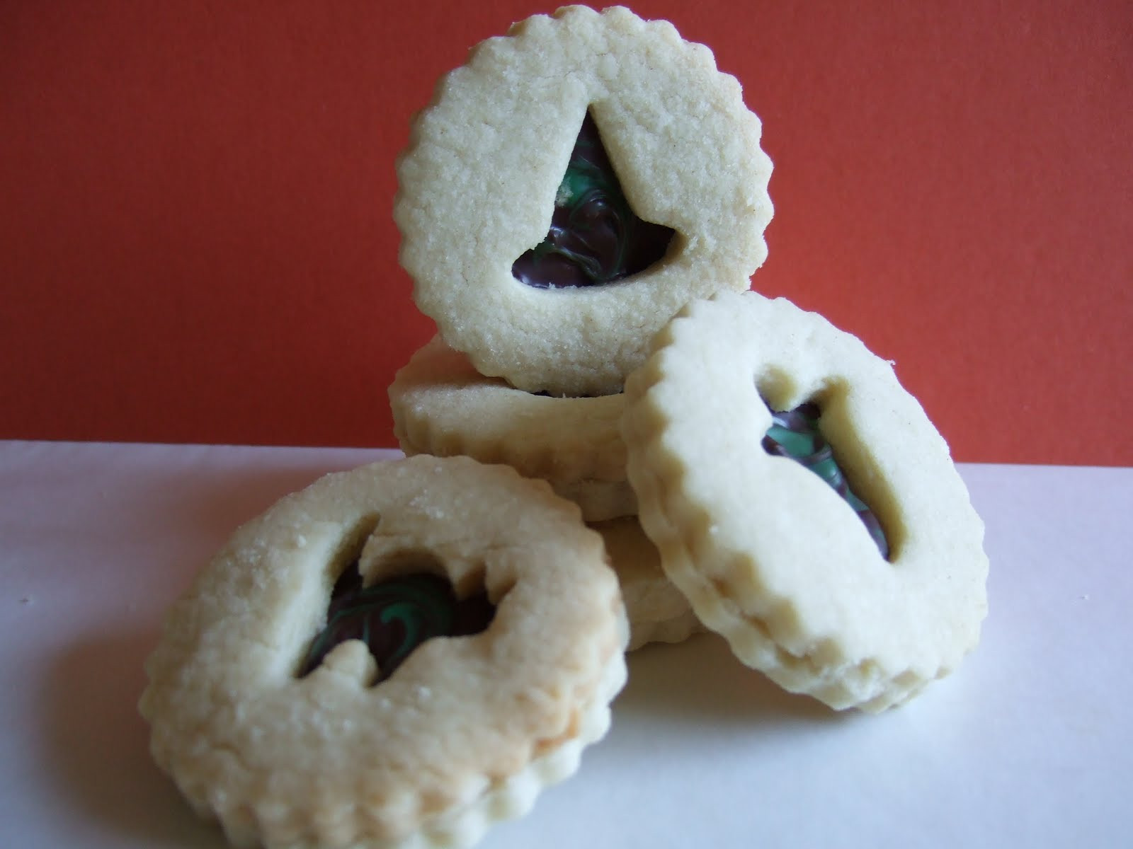Halloween Shortbread Cookies  Mel s Creative Corner Halloween Shortbread Cookies