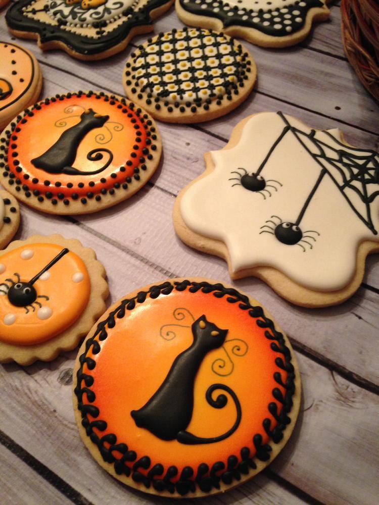 Halloween Sugar Cookies Recipes  Halloween Sugar Cookies Party XYZ