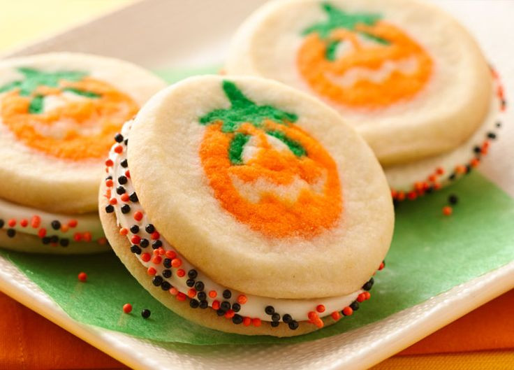 Halloween Sugar Cookies Walmart  It's baking season Warm up with delicious recipes from