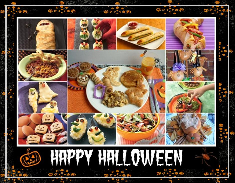 Halloween Themed Dinners  It s Written on the Wall 39 Halloween Themed Dinners Get